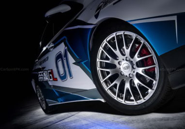 Geely Shows the Emgrand GL Race Car for the Super Cup 10