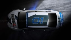 Geely Shows the Emgrand GL Race Car for the Super Cup 17