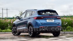 FAW All Set to Launch Jumpal D80 SUV in China 13