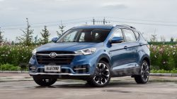 FAW All Set to Launch Jumpal D80 SUV in China 11
