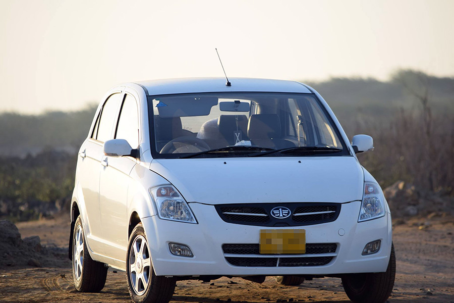 FAW V2- The Most Equipped Local Assembled Hatchback in Pakistan 1