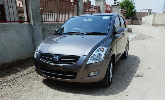 FAW V2- The Most Equipped Local Assembled Hatchback in Pakistan 20