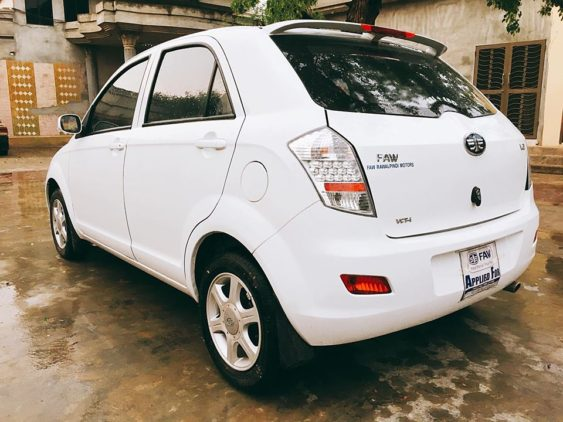 FAW V2- The Most Equipped Local Assembled Hatchback in Pakistan 5