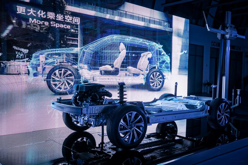 More Details on Geely BMA Platform 1