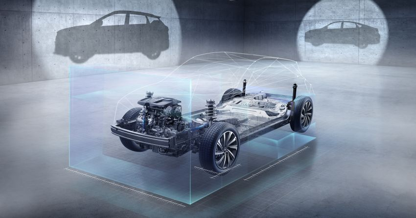 More Details on Geely BMA Platform 16