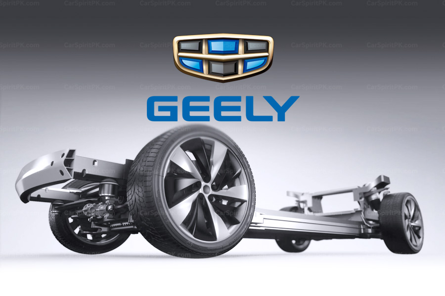 Geely Discloses BMA- New Global Automobile Architecture 1
