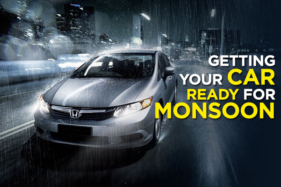 Getting Your Car Ready for Monsoon 1