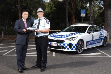 Australia Gets Kia Stinger Police Cars 4