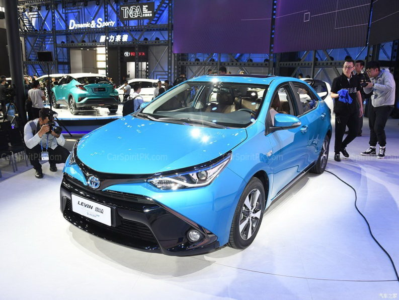 Toyota to Introduce Corolla plug-in Hybrid and 10 new EVs in China by 2020 18