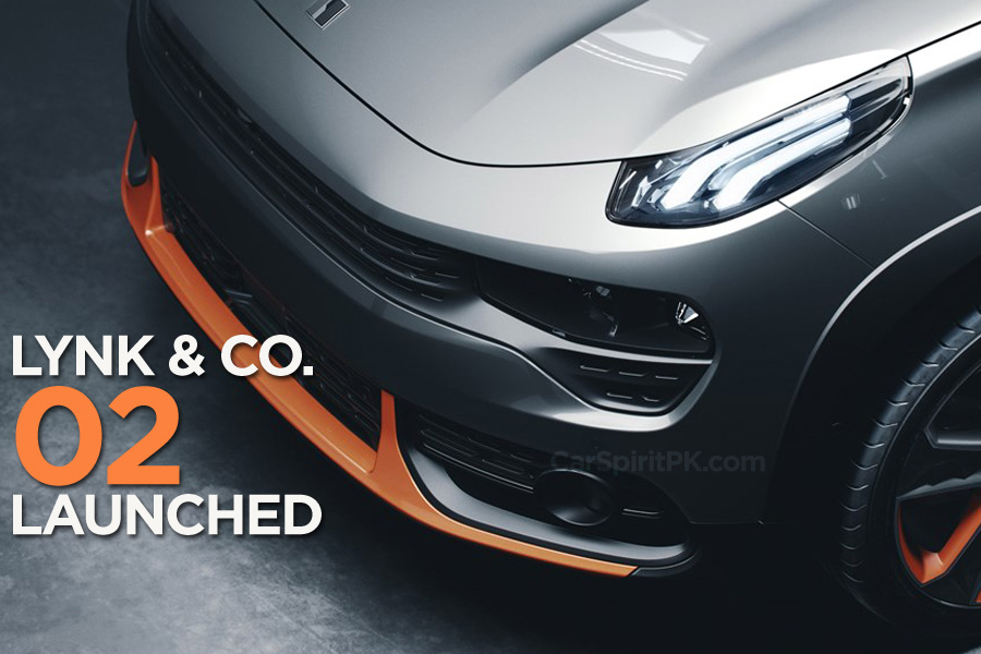 Geely's Lynk & Co 02 Launched 9