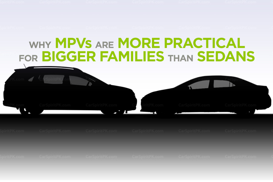 Why MPVs are More Practical for Bigger Families than Sedans? 5