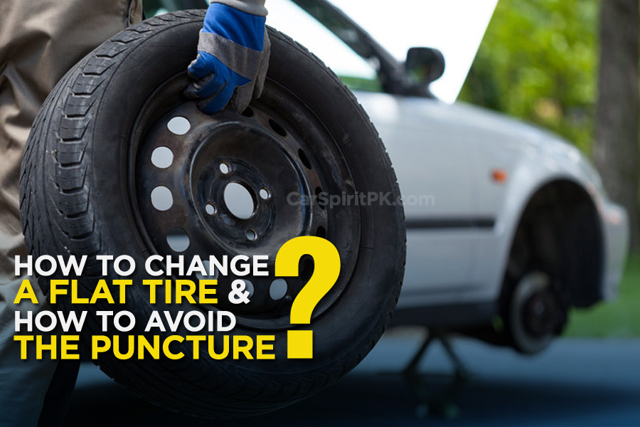 How to Change a Flat Tire and How to Avoid the Puncture 16