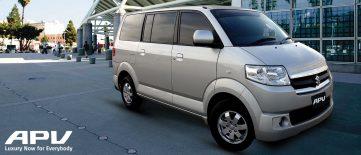 Pak Suzuki Should Replace the APV with New Ertiga 21