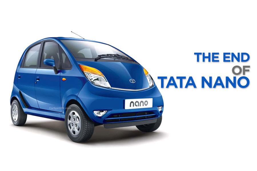 Production of Tata Nano Ends 4