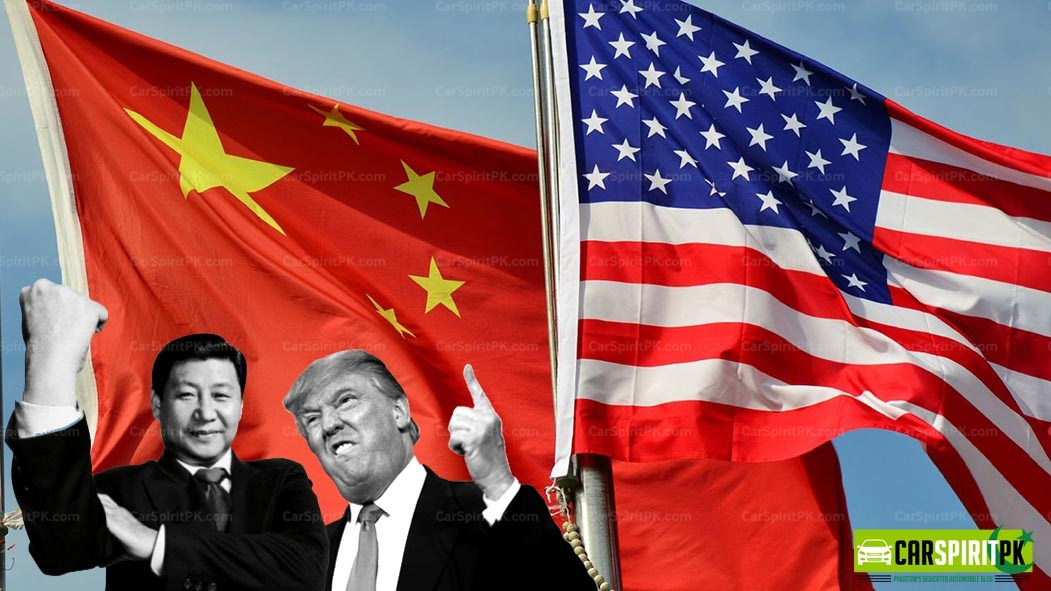 Trump's Trade War Delivers Unintended Benefit to China's Auto Industry 4