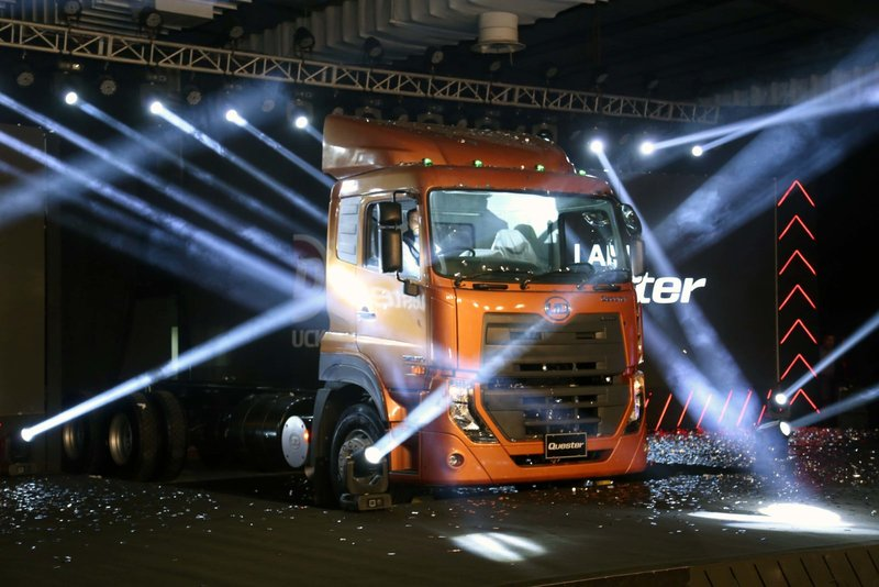 UD Launches Quester Heavy-Duty Truck Range in Pakistan 1