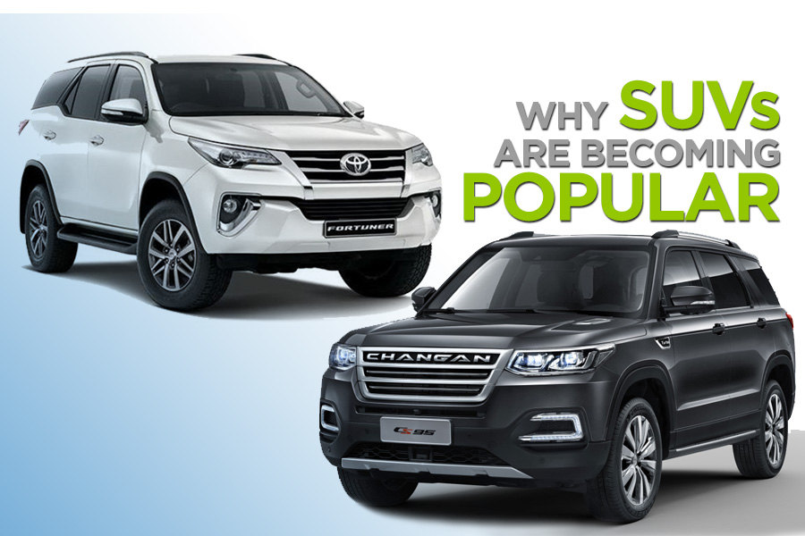 Why SUVs Are Becoming Increasingly Popular 1