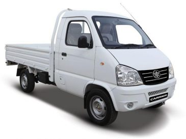 FAW Carrier vs Suzuki Mega Carry 25