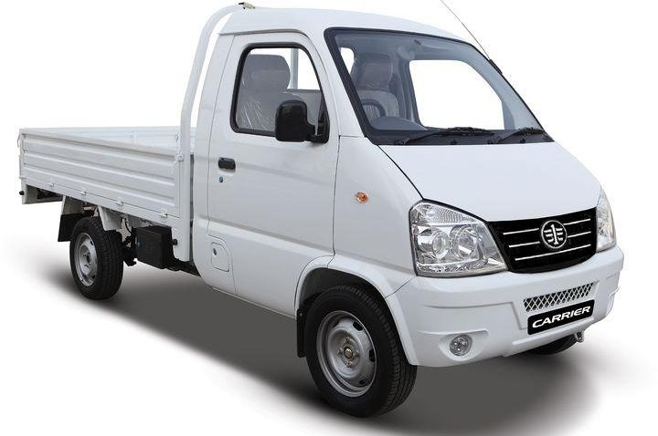 FAW Carrier vs Suzuki Mega Carry 28