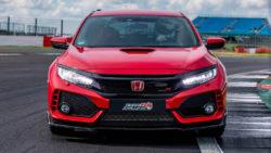 Honda Civic Type R Breaks Silverstone Lap Record 10