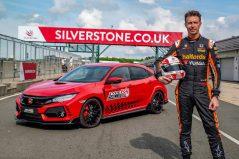 Honda Civic Type R Breaks Silverstone Lap Record 6
