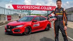 Honda Civic Type R Breaks Silverstone Lap Record 11