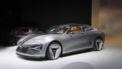 Qiantu K50 Electric Supercar from China to Launch in August 9