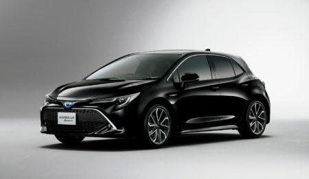 All New Toyota Corolla Sport Launched in Japan 9