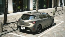 All New Toyota Corolla Sport Launched in Japan 20