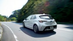 All New Toyota Corolla Sport Launched in Japan 29
