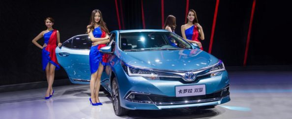 Toyota to Introduce Corolla plug-in Hybrid and 10 new EVs in China by 2020 2