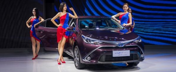 Toyota and Geely Exploring Joint Hybrid Tech in China 2