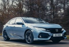Honda Civic i-DTEC Now With 9-Speed Automatic Transmission 5