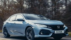 Honda Civic i-DTEC Now With 9-Speed Automatic Transmission 8
