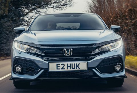 Honda Civic i-DTEC Now With 9-Speed Automatic Transmission 3