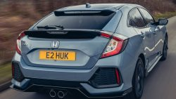 Honda Civic i-DTEC Now With 9-Speed Automatic Transmission 10