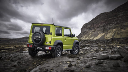 Suzuki Celebrates 50 Years of Jimny 7
