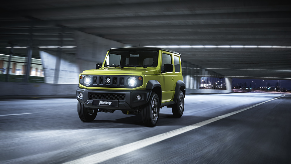 All New Suzuki Jimny and Jimny Sierra Launched in Japan 5