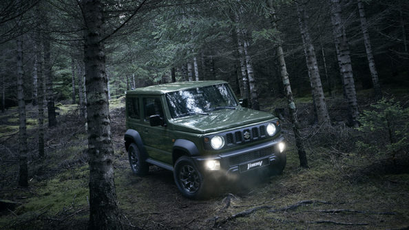 All New Suzuki Jimny and Jimny Sierra Launched in Japan 12