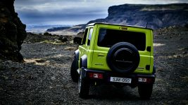 Suzuki Jimny Wins 2018 Good Design Gold Award in Japan 7