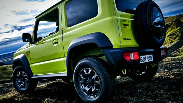 All New Suzuki Jimny and Jimny Sierra Launched in Japan 8