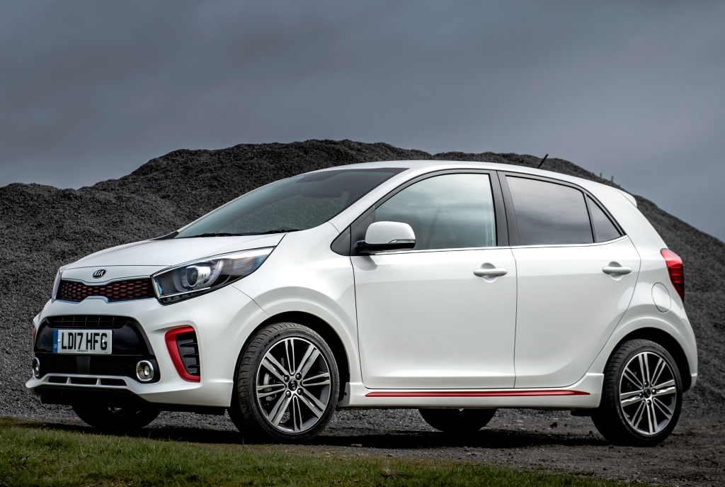 Kia Picanto GT-Line Gets Upgraded Turbocharged Engine 2