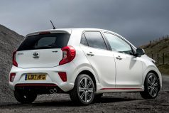 Kia Picanto GT-Line Gets Upgraded Turbocharged Engine 8