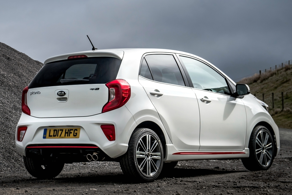 Kia Picanto GT-Line Gets Upgraded Turbocharged Engine 3
