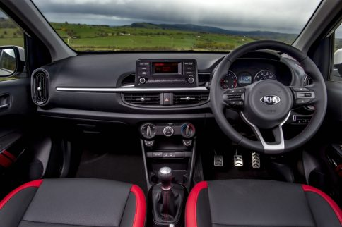 Kia Picanto GT-Line Gets Upgraded Turbocharged Engine 9