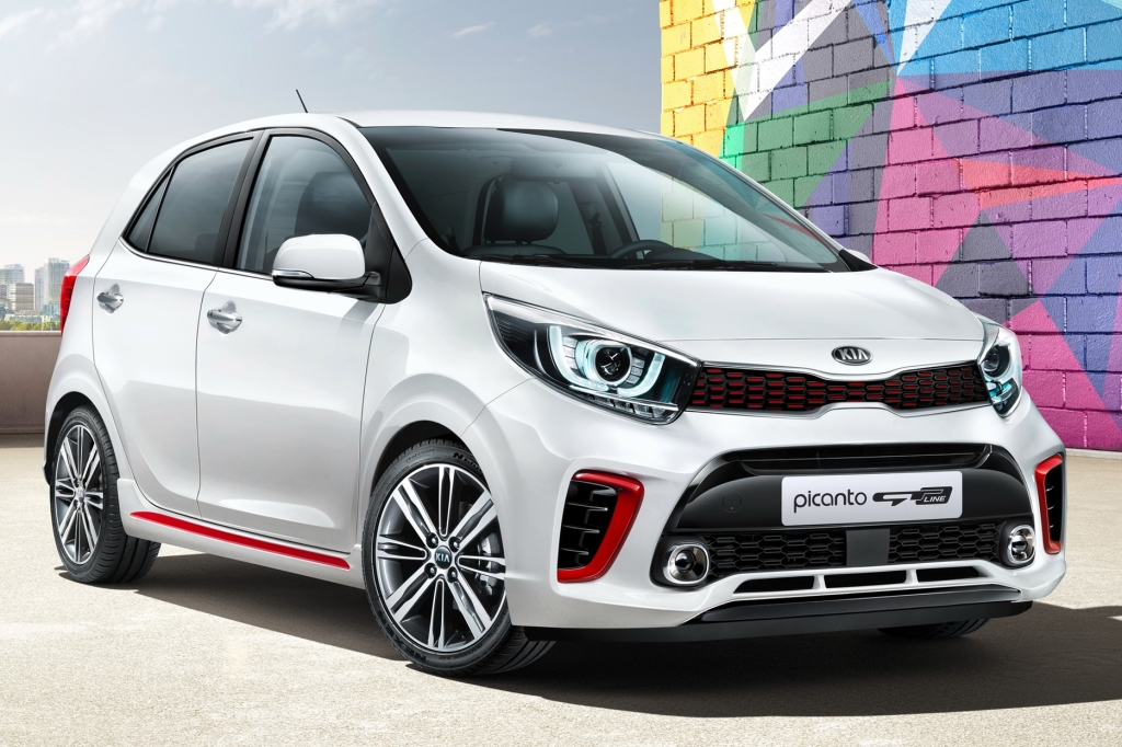 Kia Picanto GT-Line Gets Upgraded Turbocharged Engine 1
