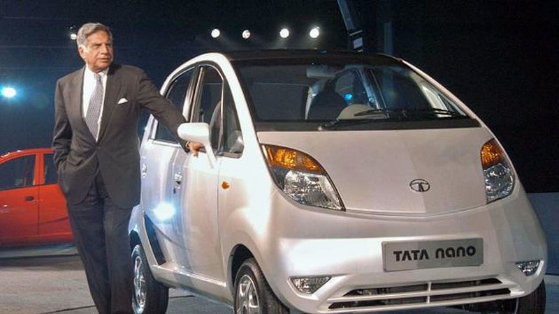 Production of Tata Nano Ends 1