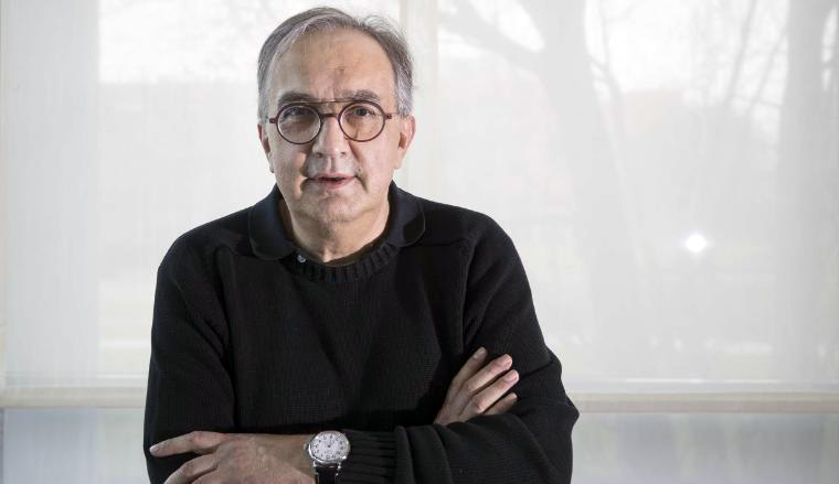 Sergio Marchionne, the CEO Who Saved Fiat and Chrysler Dies 1