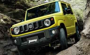 Suzuki Celebrates 50 Years of Jimny 6