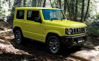 All New Suzuki Jimny and Jimny Sierra Launched in Japan 20